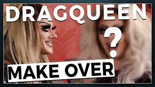 """Tahnee: """"Ich werde zur Dragqueen"""" – Makeover 2/2"""