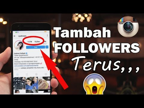 "100% WORK, Tambah Followers ""instagram"" SEPUASNYA,,,,"