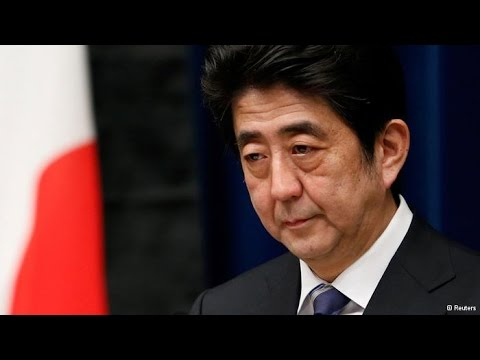 Japanese PM Abe accused over Potsdam Declaration