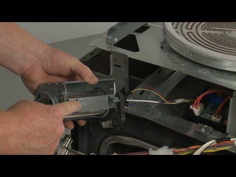Cooling Fan - Kitchenaid Electric Slide-In Range Model #KSEB900ESS2