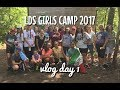 LDS GIRLS CAMP 2017 Vlog Day One