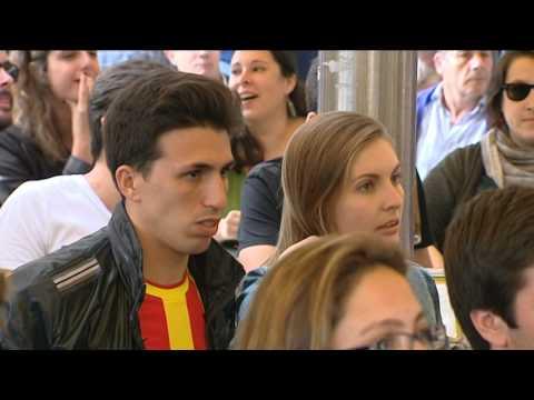 El Barça de Martino se rinde ante un certero y luchador Atlético