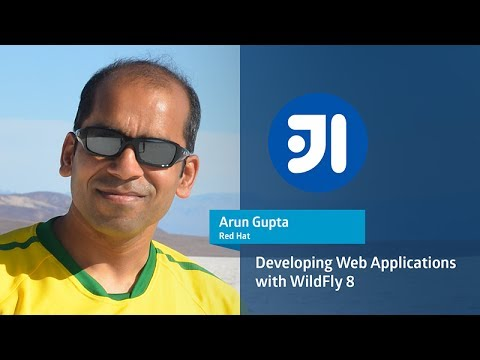 Developing Web Applications with WildFly 8