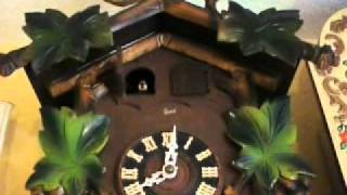 Repeat youtube video My clockcollection 1 (9th of January 2011)