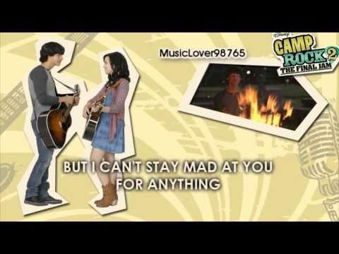 Wouldn't Change a Thing (Sing with Joe Jonas) [Karaoke]