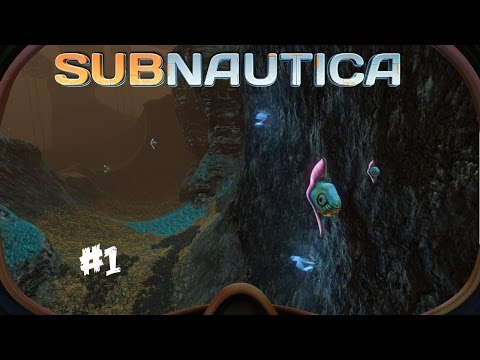 Subnautica - Part 1 Reginald