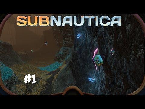 Subnautica - Part 1 Reginald