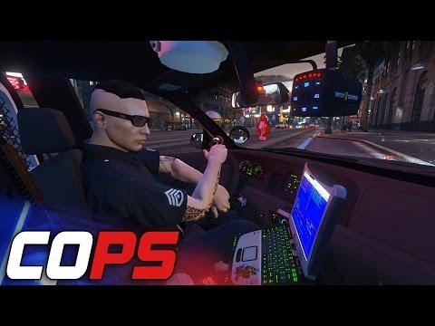 Dept. of Justice Cops #2 - Michael Brothers (Law Enforcement)