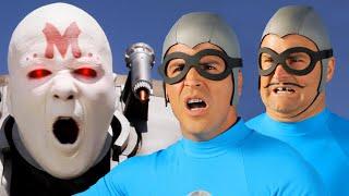 ShowTime! - Full Episode - The Aquabats! Super Show! featuring Weird Al Yankovic