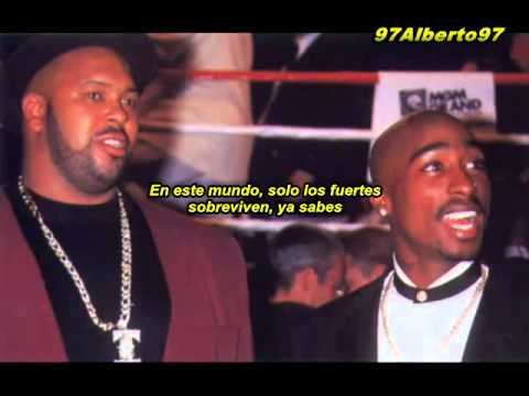 2pac - Hold On Be Strong (Subtítulos en Español) [HQ]