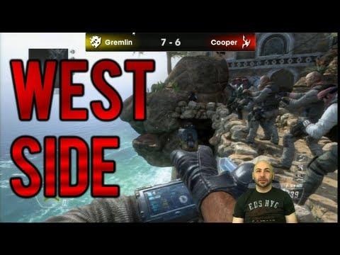 West Side: Gremlin vs Cooper