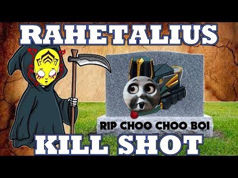 Rahetalius Is Dead To Me