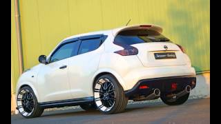 Senner Tuning Nissan Juke 2012 Videos