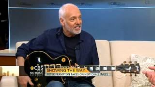 "Peter Frampton on ""CBS This Morning: Saturday"""