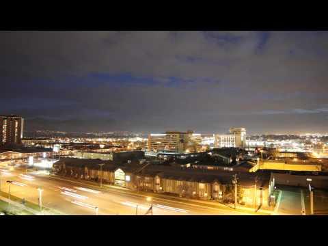 Salt Lake City Utah 4K