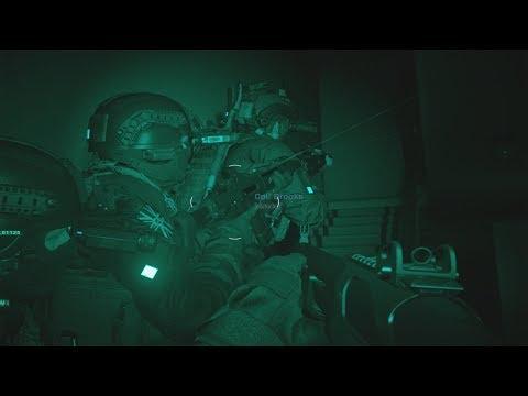 SAS House Raid - Call Of Duty Modern Warfare