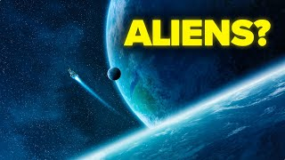 Did Scientists Locate An Alien Spacecraft Crashing Towards Earth?