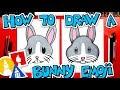 How To Draw The Bunny Face Emoji + Spotlight