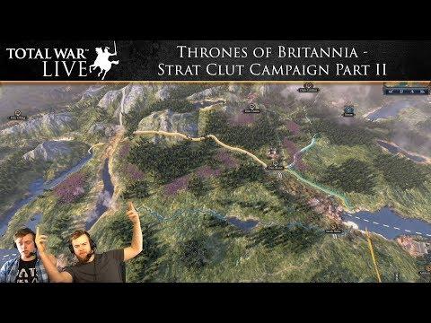 Thrones of Britannia - Strat Clut Campaign Part 2