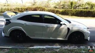 Part 2 : FK8 Civic MK5 Type-R - Honda - walk-around | EvoMalaysia.com