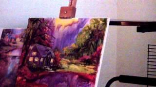 Быстрое рисование - картина \