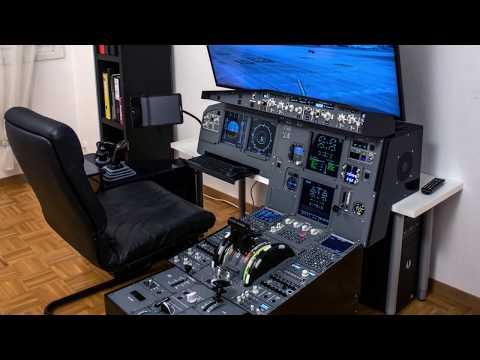 Panel A320 Desktop Captain