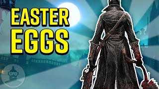 15 Bloodborne Easter Eggs You May Have Missed - Easter Eggs #17   The Leaderboard