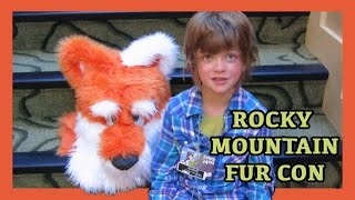Cosplay- First Day of Rocky Mountain Fur Con 2014- Day 421 | ActOutGames