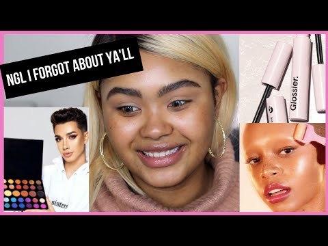 WHO ARE YOU AGAIN??? Full Face of Products I Forgot I Own 2 | KennieJD