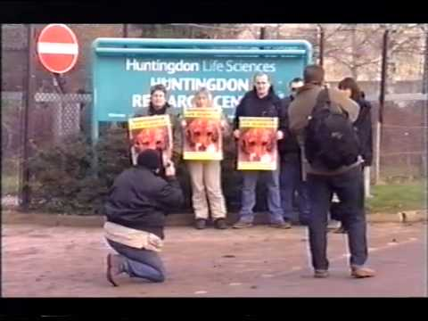News Clips: Stop Huntingdon Animal Cruelty - 2001