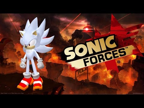 Sonic Forces - Hyper Shadic Gameplay