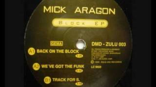Mick Aragon - Back on the Block Blue 808.wmv