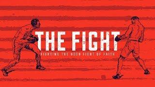 Fight To Follow Jesus   Pastor Chris Morante