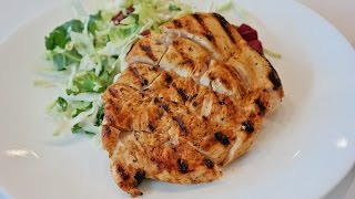 Piri Piri Grilled Chicken - low calorie, Macro & diet friendly