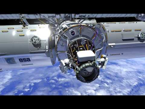 NASA Holds Expedition 42 Space Walk Briefing from Johnson Sp