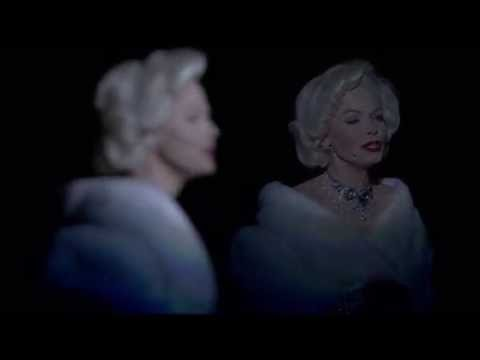 marilyn monroe lookalike suzie kennedy in lotto advert from YouTube · Duration:  30 seconds