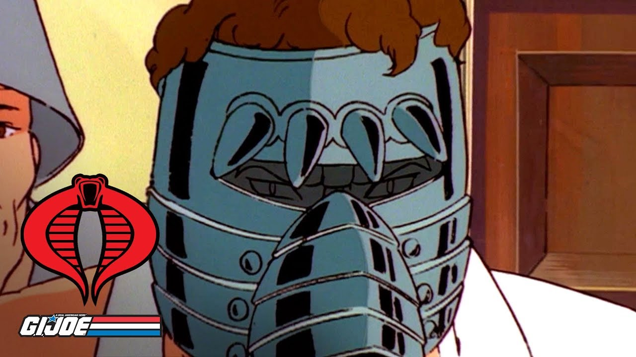 Download 'Destro's Story Behind The Mask' 🎭 Official Clip | G.I. Joe: A Real American Hero S1