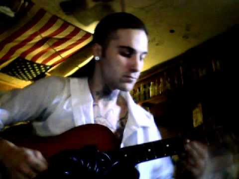 eminem and dido(stan) cover...spanish guitar solo - YouTube