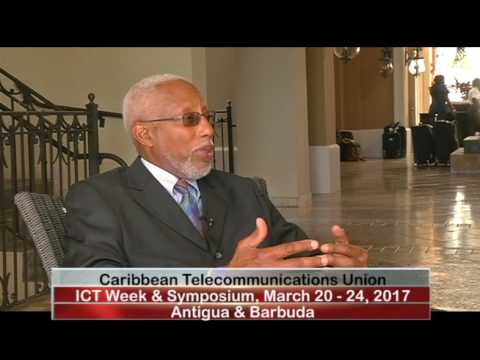 ICT Week and Symposium Antigua and Barbuda - One on one with Selby Wilson