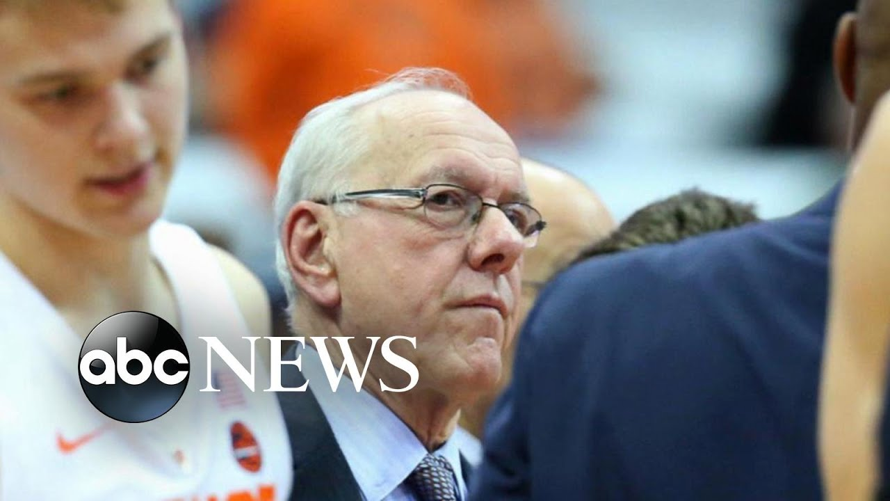 Syracuse coach Jim Boeheim addresses fatal car accident