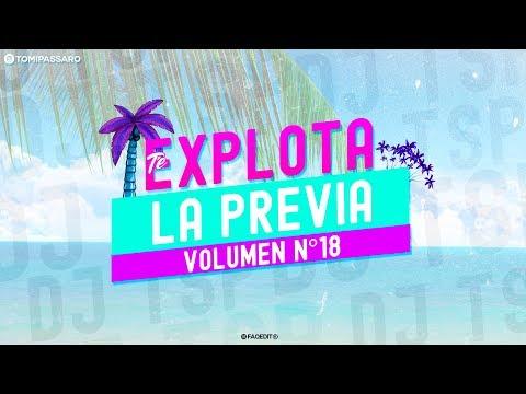 TE EXPLOTA LA PREVIA VOL. 18 - VERANO 2019