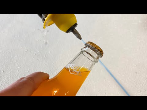 60,000 PSI Bottle-Opener