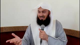 Solutions to your problems - Mufti Menk