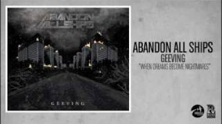 Abandon All Ships - When Dreams Become Nightmares