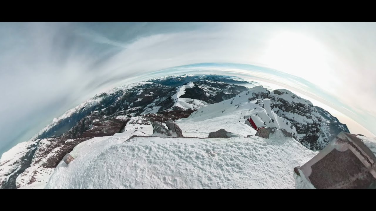 Monte Resegone a 360° - GoPro Fusion 4k