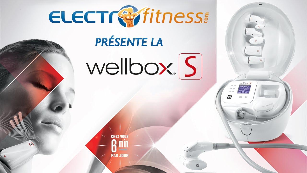 Wellbox® [S] + free shipping • ElectroFitness