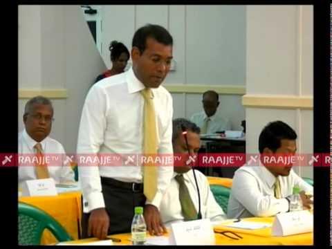 Mohamed Nasheed (Former President of Maldives) Speech at MDP Gaumee Majlis (10.02.2015)