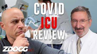 COVID-19 ICU Management (w/Dr. Herbert Patrick)