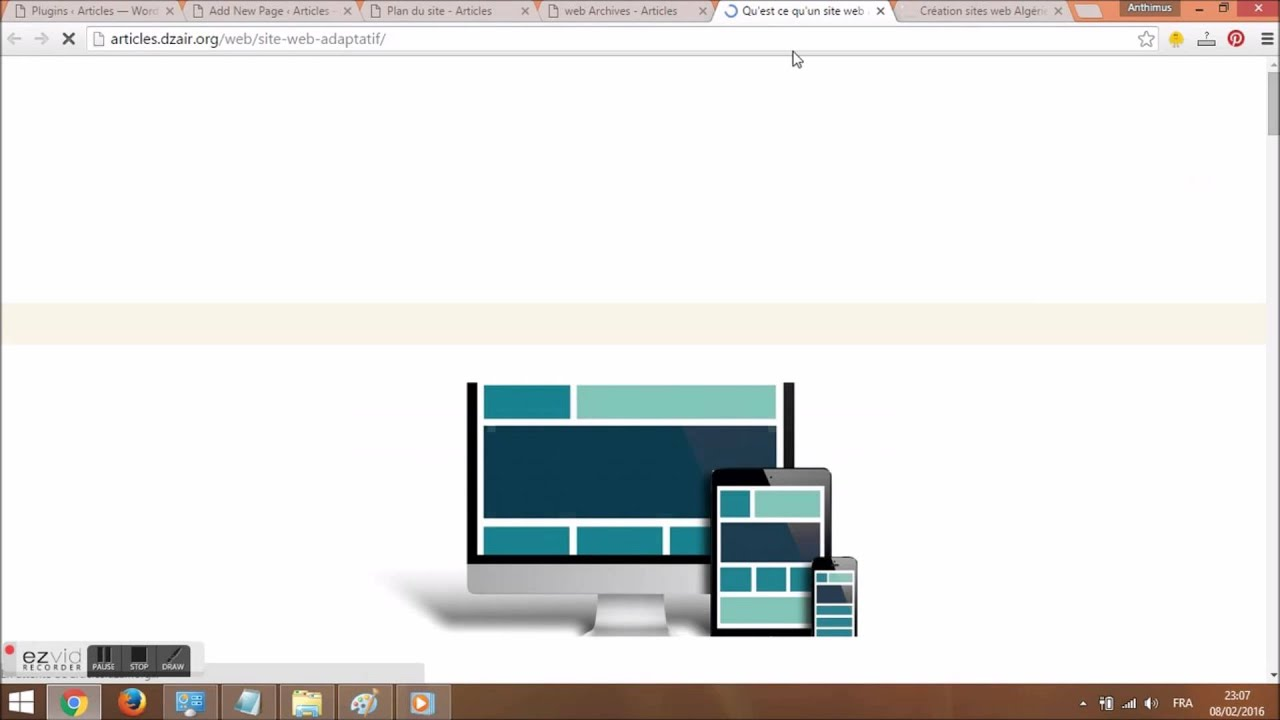 seo automatiser la création de la page plan du site sitemap page