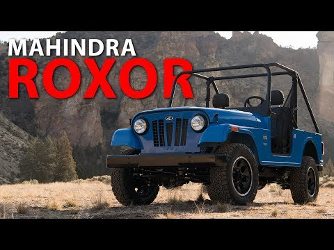 Mahindra's ROXOR ATV & The Move to Michigan - AAH #418 LIVE